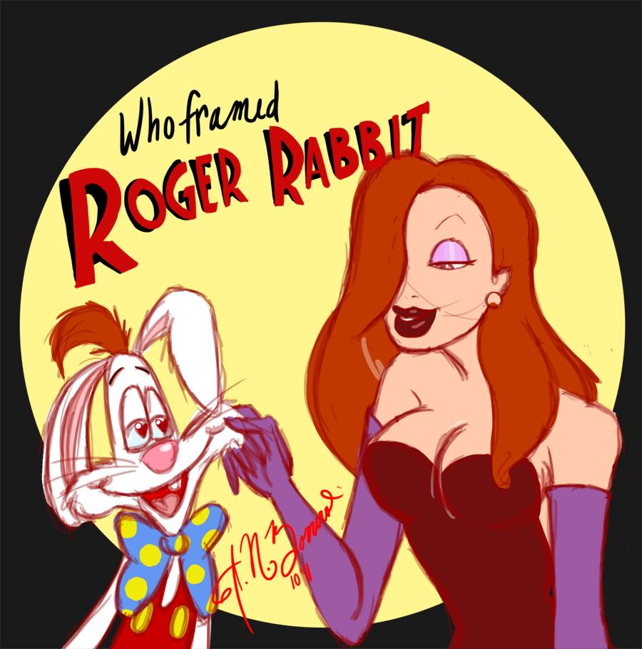 13 - Who Framed Roger Rabbit