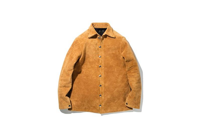1.C.M.M SUEDE SHIRTS