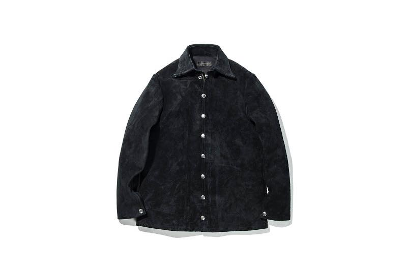 2.C.M.M SUEDE SHIRTS
