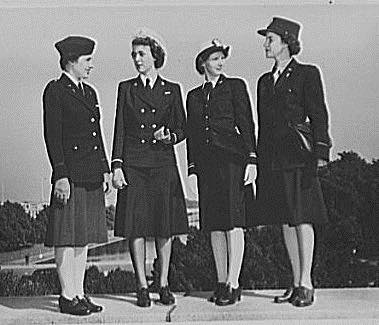 Uncle-Sams-nieces_-First-photographs-showing-all-four-womens-branches-of-the-armed-services-in-uniform