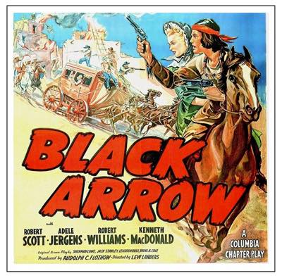 black-arrow-vintage-western-poster